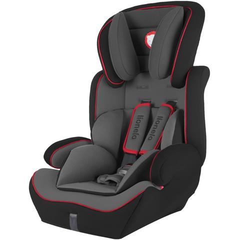 Lionelo Scaun auto copii 9-36 Kg Levi Plus Black/ Red