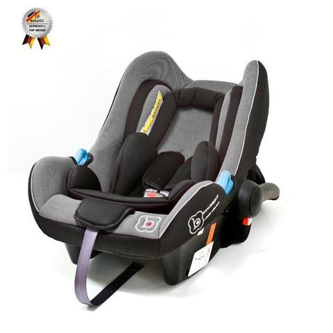 Babygo-Scoica Auto Traveller Xp Grey