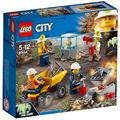 LEGO City Echipa de Minerit 60184