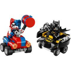 LEGO DC Super Heroes Mighty Micros Batman Contra Harley Quinn 76092