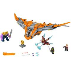 LEGO Marvel Super Heroes Thanos: Batalia Suprema 76107