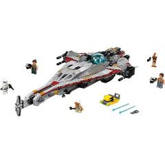 LEGO Star Wars Varful de Sageata 75186