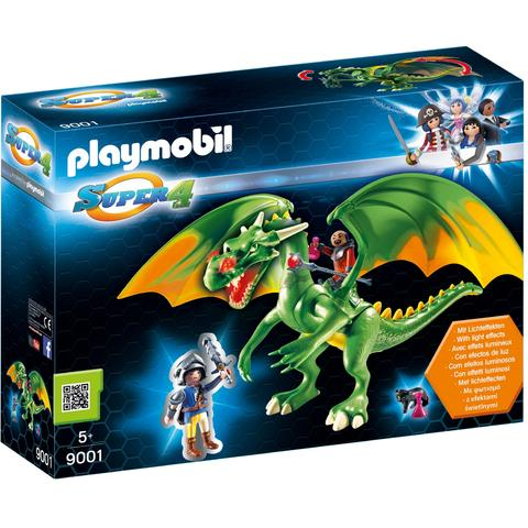Playmobil Super 4 - Dragon