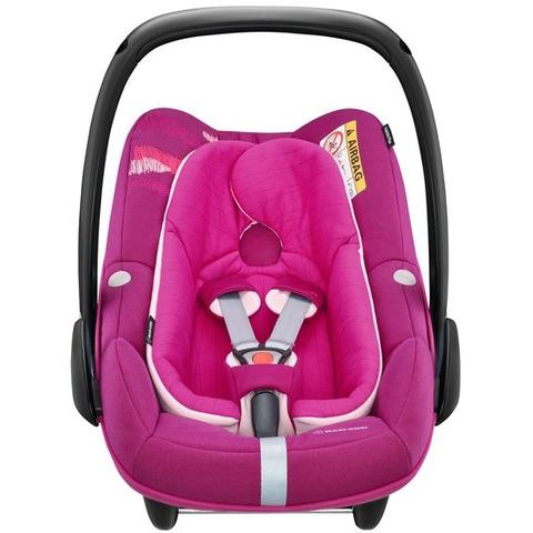 Maxi Cosi Cos auto Maxi-Cosi Pebble Plus I-Size FREQUENCY PINK