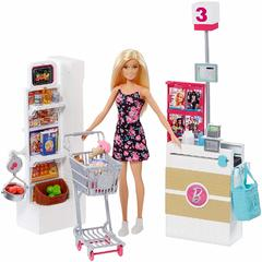 Mattel BRB Barbie Set de joaca Supermarket