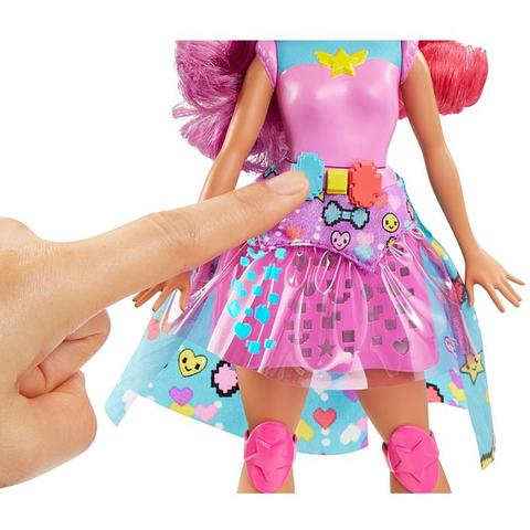 Mattel Jocul Video Eroii Barbie Bella Patinatoare