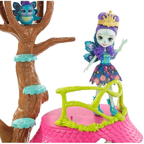 Mattel Enchantimals Set Casa din Copac