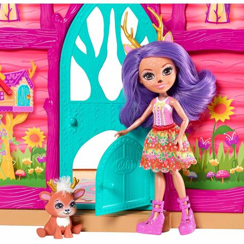 Mattel Enchantimals Casa Danessei