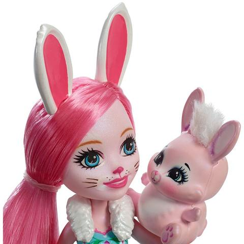Mattel Enchantimals Papusa BREE BUNNY