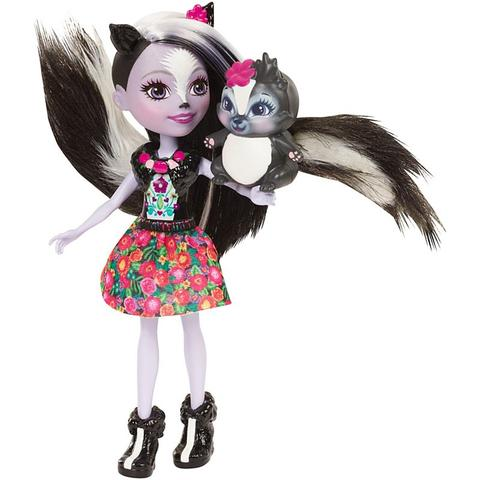 Mattel Enchantimals Papusa SAGE SKUNK