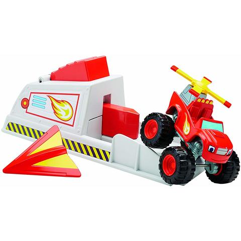 Fisher Price Blaze Set Pista Deluxe Sort