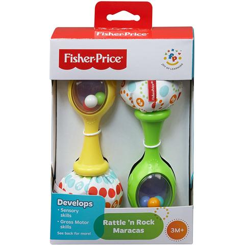 Fisher Price Zornaitoare Maracas