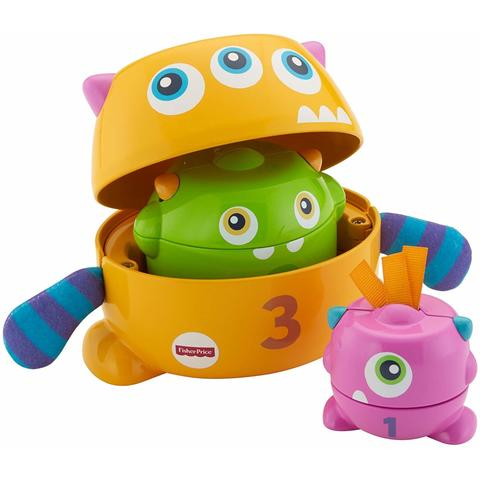Fisher Price Micutii Monstri 3 in 1