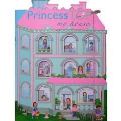 GIRASOL Princess TOP - My house (roz)