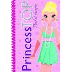 Princess TOP - Pocket designs (roz)