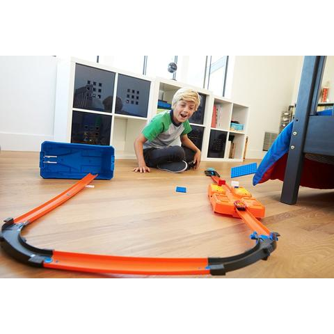 Mattel Hot Wheels Pista de  Baza Track Builder