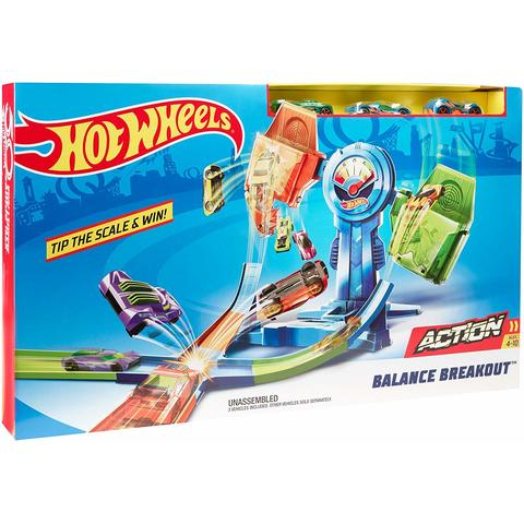 Mattel Hot Wheels Balance Breakout