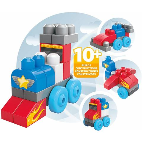 MEGA BLOKS First Builders - Mini Vehicule