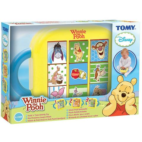 Tomy WINNIE THE POOH Jucarie activitate