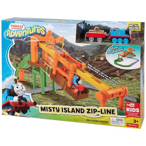 Fisher Price Thomas & Friends PLAYSET INSULA MISTY
