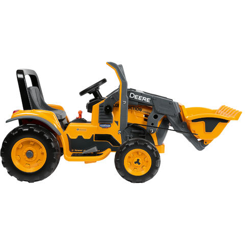 Excavator Deere Construction Loader, Peg Perego