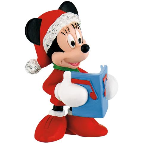 Bullyland Minnie Craciun