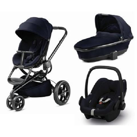 Pachet Quinny Moodd Plus MIDNIGHT BLUE
