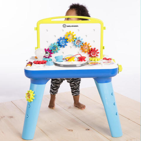 Bright Starts Baby Einstein – 10345 Masuta de activitati Curiosity Table