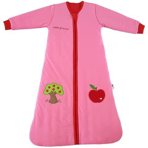 Slumbersac Sac de dormit cu maneca lunga Apple of my eye 6-18 luni 3.5 Tog