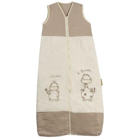 Slumbersac Sac de dormit Cartoon Animal Beige 3-6 ani 2.5 Tog