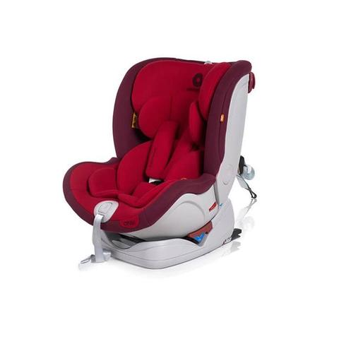 Apramo - Scaun auto rotativ 0-36kg All Stage, Chilli Red