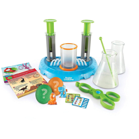 Learning Resources Monstruletii din laborator – Super laboratorul de experimente