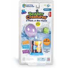 Learning Resources Set figurine Beaker Creatures
