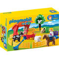 Playmobil 1.2.3 Animale La Zoo