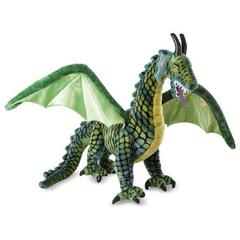 Melissa&Doug Dragon gigant din plus - Malissa and Doug