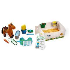 Melissa&Doug Set de joaca Ingrijeste calutii - Melissa and Doug