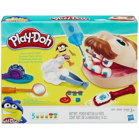 Hasbro Joc Play-Doh Doctor Drill n Fill Dentist