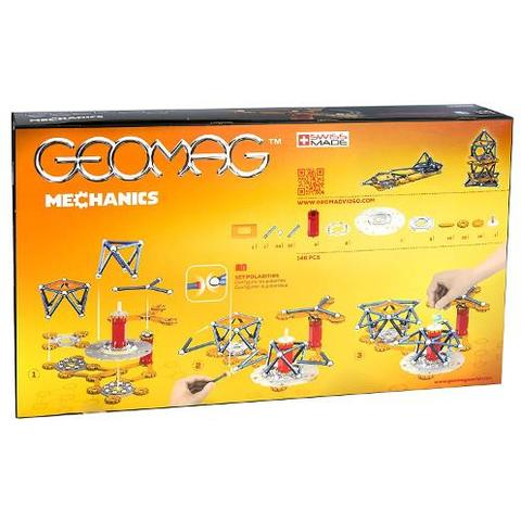 Geomag Set Constructie Magnetic Mechanics 146