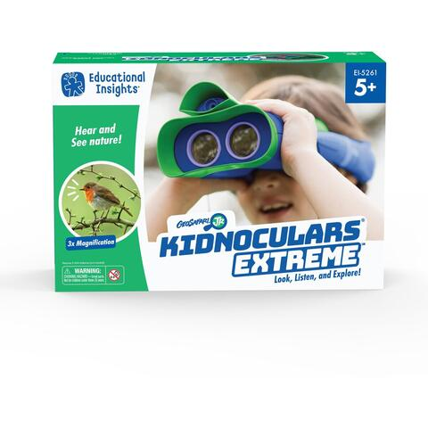 Educational Insights GeoSafari - Super Binoclu Junior