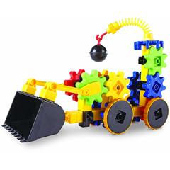 Learning Resources Set de constructie - Gears! Primul meu buldozer