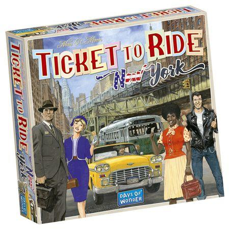 Days of Wonder Ticket to ride - New York