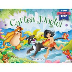 Pop-up - Cartea junglei