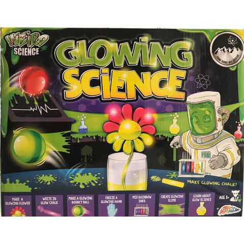Grafix Set experimente - Glowing Science