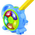 Little Learner Jucarie de impins 2 in 1 - Elefantel