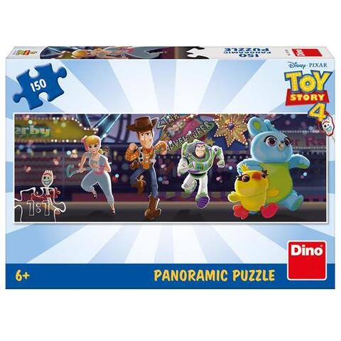 Dino Toys Puzzle TOY STORY 4 (150 piese)