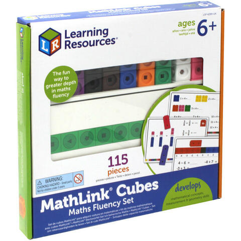 Learning Resources Set MathLink pentru avansati