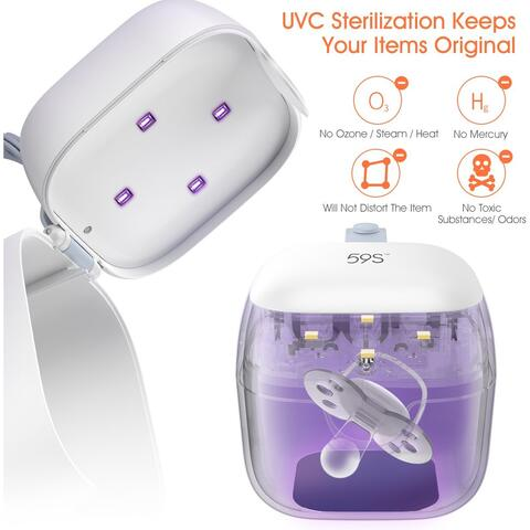 59S Mini sterilizator UV