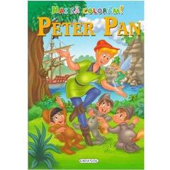 Hai sa coloram! Peter Pan