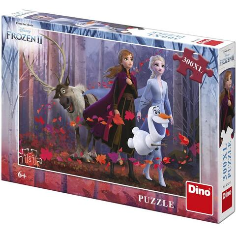 Dino Toys Puzzle - Frozen II (300 piese XL)