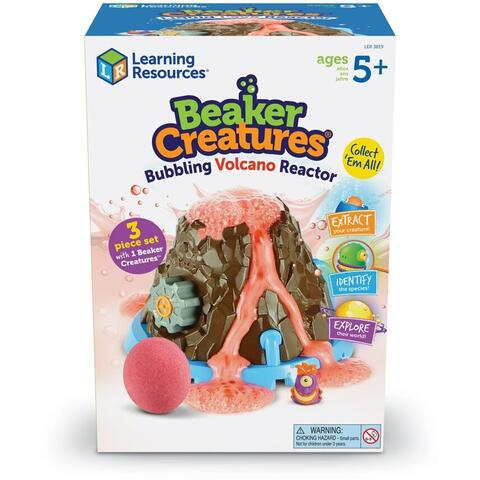 Learning Resources Beaker Creatures - Monstruletii din vulcan